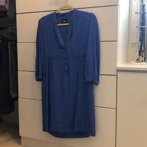 Crepe tunic style dress from Anthropologie